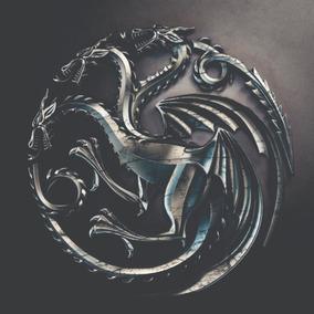 Game Of Thrones Quadro 3-d Diorama Targuerian