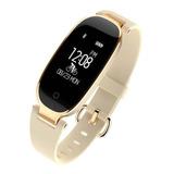 Reloj Smart Watch Inteligente Dama Ritmo Cardiaco Deportes