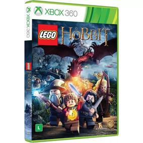 Jogo Lego Hobbit - Xbox 360 - Mídia Física