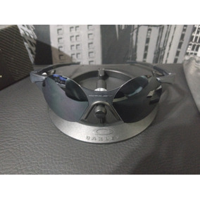 Óculos Oakley Zero 0.1 1st Gen Brush Black Iridium 05-101. R  1.499 73b1dd67ad