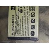 Bateria Sony Xperia Bst36 K310 K510 T250 Z310 Z320 W200 Vz