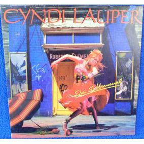Lp Cyndi Lauper She´s So Unusual Original Pronta Entrega