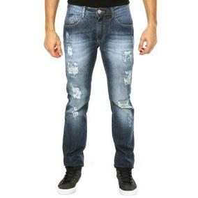 Kit 10 Calças Jeans Rasgado Masculina Adulto Infantil Barato