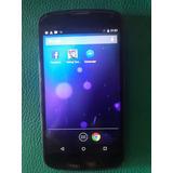 Lg Nexus 4 16gb E960 Enciende (ver Detalle)