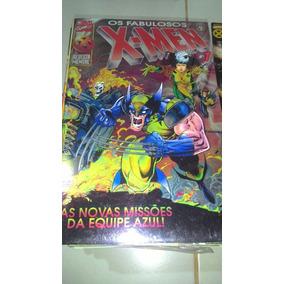 Fabulosos X-men Completo - 55 Edições (abril)