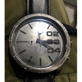 edc8a0650e6 Relogio Diesel Dz4210 Marrom Chumbo Original