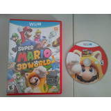 Video Juego Mario 3d World Para Nintendo Wii U