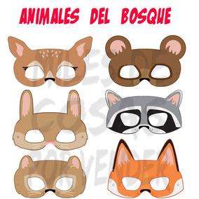 7bde201c8cc28 Antifaz Para Dormir Animales - Invitaciones y Tarjetas en Mercado ...