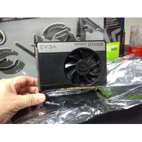 Placa De Video Geforce Gtx 650