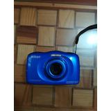Cámara Nikon S33