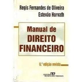 Direito pdf de curso fernandes oliveira financeiro de regis