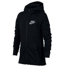 b351187e8c Jaqueta Nike Sportswear Com Capuz Preta Aa6628010 - Original