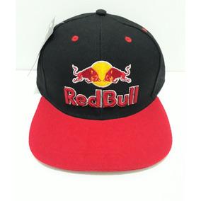 Bone Aba Reta Red Bull Formula 1 F1 Moto Gp Preto Verme R21 4d22d0e3ffc