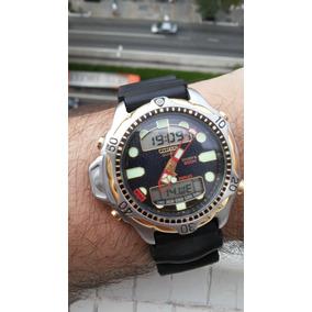 c1a52f8961d Citizen Aqualand Duplex Serie Ouro - Relógios De Pulso no Mercado ...