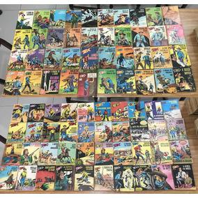Gibi Tex Vecchi - Coleção Completa 877 Exemplares Diferentes