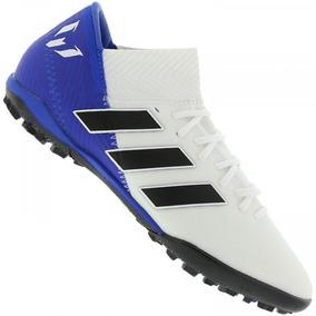2e3bb9209c Chuteira Do Messi Society Adidas F5 Tf Copa Do Mundo - Chuteiras no ...