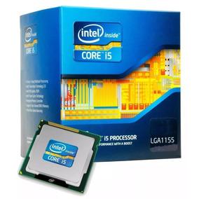 Kit Processador I5 2400 + Placa Mãe H61 Limpa Estoque