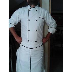 Traje Filipina Chef Mandil Y Gorro Promoción Regalo Gorro