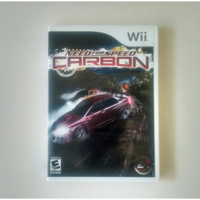 Need For Speed Carbon (original) Nintendo Wii