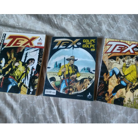 Tex Bonelli Comics Lote 2 Revistas 1 Almanaque