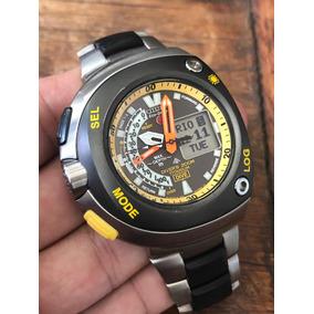 82ac355d151 Citizen Meia Lua Amarelo - Relógios no Mercado Livre Brasil