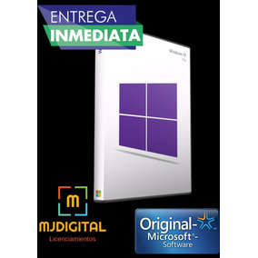 Licencia Original Windows 10 Pro