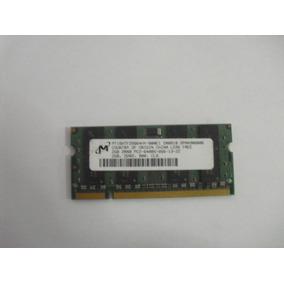 Memoria Ram Ddr2 2gb Laptop