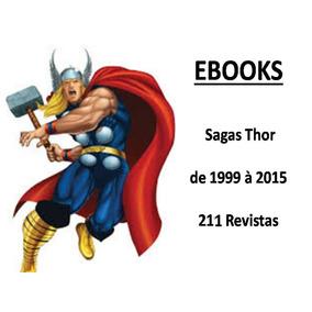 Hqs Históricas: Sagas Thor Digitais (1999 À 2015)