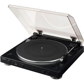 Toca-discos Vitrola Denon Dp-200usb Usb Automático