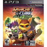 Ratchet And Clank All 4 One - Ps3 - Digital - Manvicio