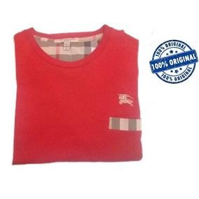 Camiseta Masculina Burberry Original 3f15ebdf8ac