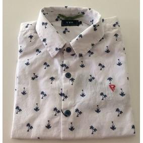43cf9e31265 Camisa Branca Vr Kids Infantil Criancas - Camisas no Mercado Livre ...
