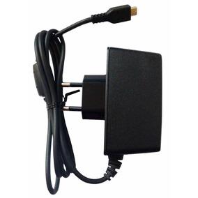 Fonte Carregador 5v 2a V8 Micro Usb Tablet Câmera Celular