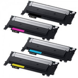 Paquete Tóner Samsung Clt-p404c, Negro/cyan/magenta/amarillo