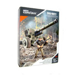 Mega Construx Call Of Duty Arma Cañon Anti Tanque 121pzs