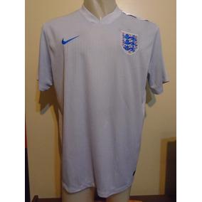Camiseta Selección Inglaterra Mundial Brasil 2014 Gerrard #4