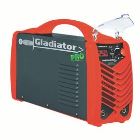 Soldadora Inverter 250 Amp. Electrodo Gladiator Pro