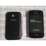 Celular Samsung Galaxy Pocket G110b 3g 4 Gb Manchas Leia