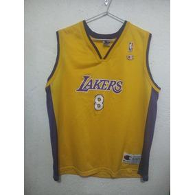 Camiseta Lakers Branca Bryant - Camisetas no Mercado Livre Brasil 99da9356c