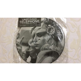 Lady Gaga Featuring Beyoncé Telephone 7 Pol. Picture Disc