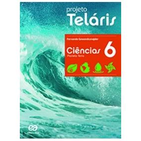 Kit Projeto Teláris 6 Ano - Port. Mat. Geog. Ciên. Hist.