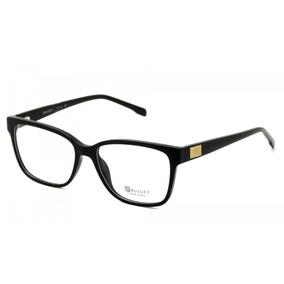 Armação De Óculos Bulget Nova - Óculos no Mercado Livre Brasil 1dc10d7eed