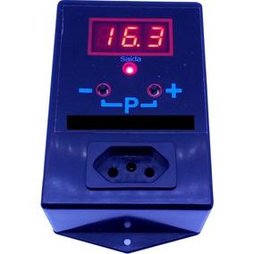 Termostato Controlador Digital De Temperatura Com Tomada