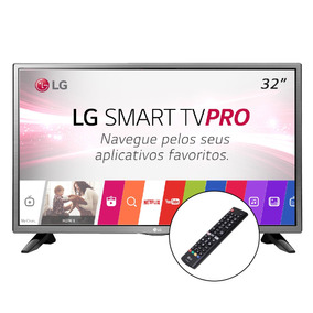 Smart Tv Led 32 Lg Hd Conversor Digita