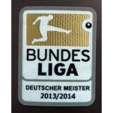 Parche Bundesliga Campeon 13-14 Bayern Munich