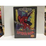 Spiderman Usado Para Sega Genesis
