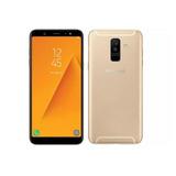 Celular Samsung Galaxy A6 Plus (sm-a605) Dorado - Pacman