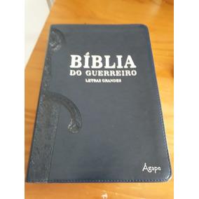 Bíblia Do Guerreiro Letras Grandes #