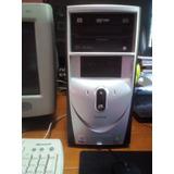 Computadora Gateway Pentium 4 3 Ghz 1 Gb Ram 80 Gb Hdd