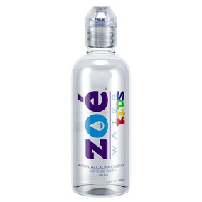 Zoé Water Agua Alcalina Para Niños, 350ml